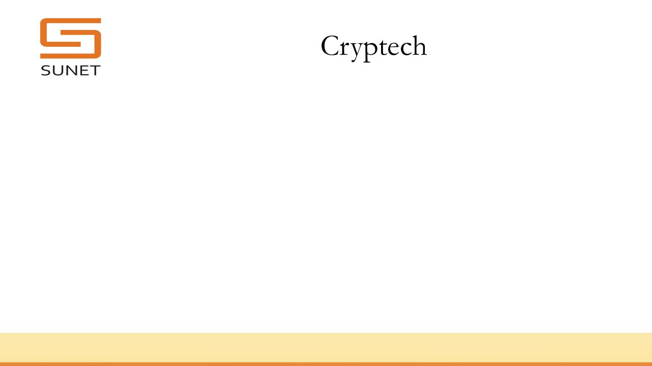 Cryptech