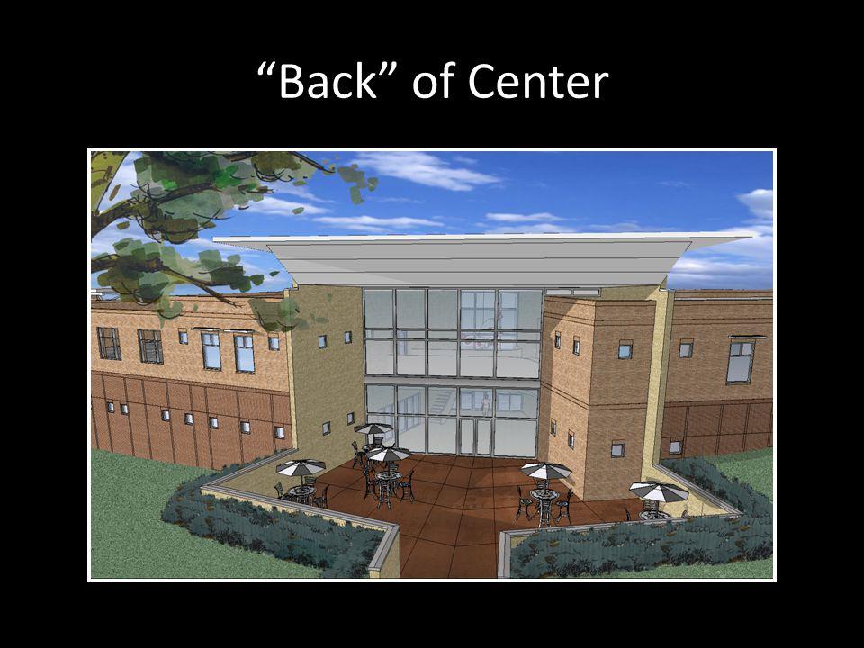 Back of Center