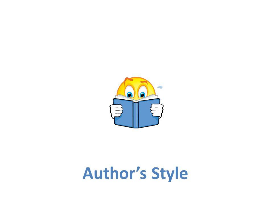 Authors Style