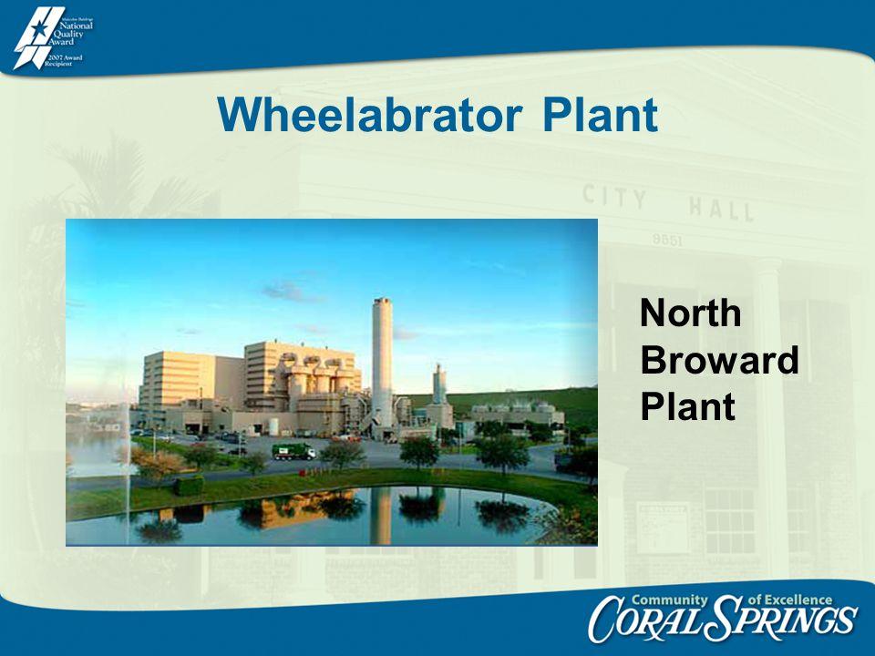 Wheelabrator Plant North Broward Plant