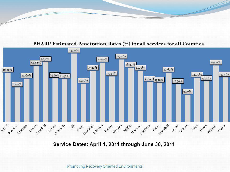 Service Dates: April 1, 2011 through June 30, 2011