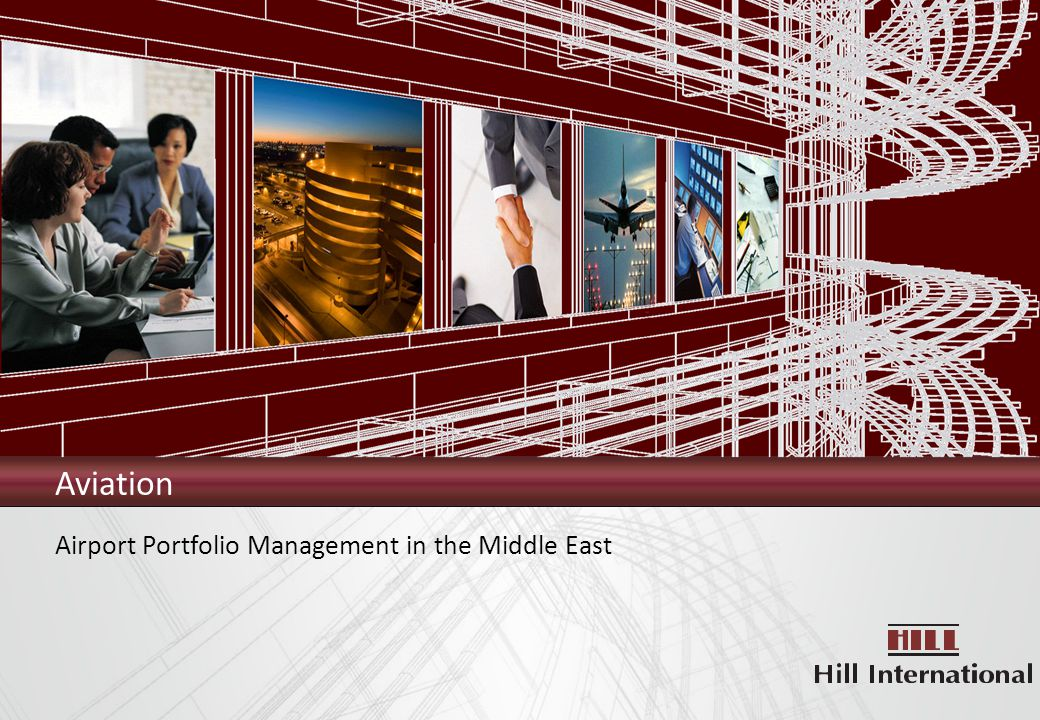Airport Portfolio Management in the Middle East Aviation