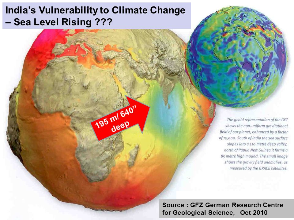 Indias Vulnerability to Climate Change – Sea Level Rising .
