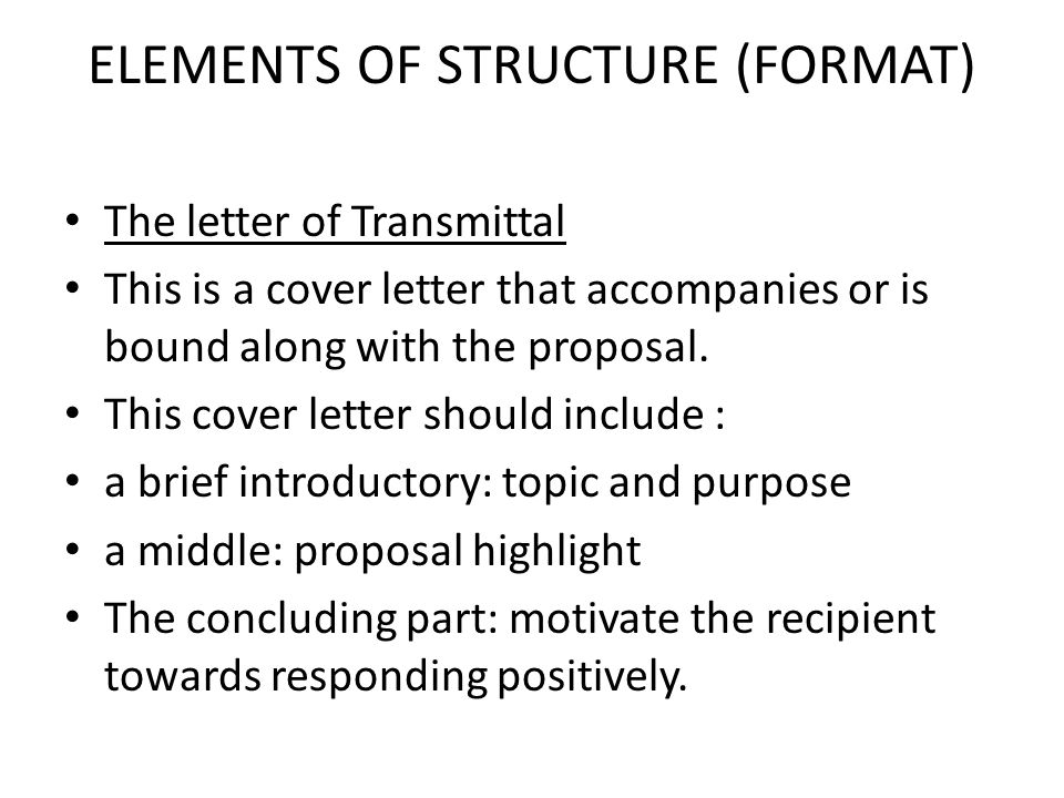ELEMENTS OF STRUCTURE (FORMAT) DRAFT CONTRACT: A draft contract is the rough draft to the contract prepared by the proposer.