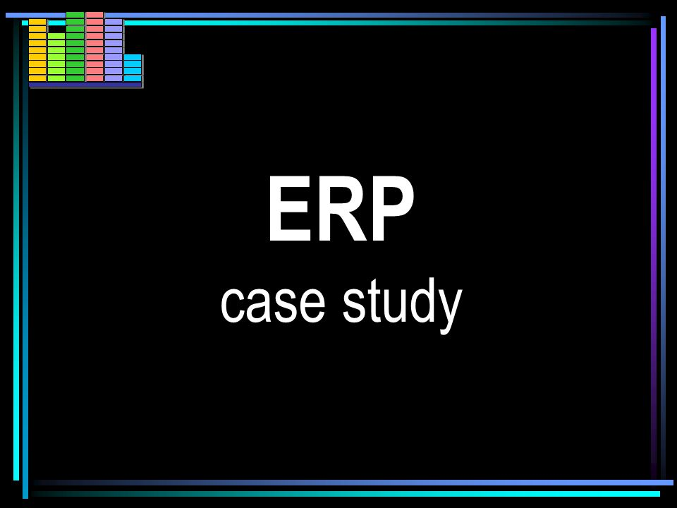 ERP - functionalities ERP ERP – typical implementation would include (3/3): Human Resources: Human Resources, Payroll, Training, Time & Attendance, Benefits Customer Relationship Management: Sales and Marketing, Commissions, Service, Customer Contact and Call Center support Data Warehouse: and various Self-Service interfaces for Customers, Suppliers, and Employees