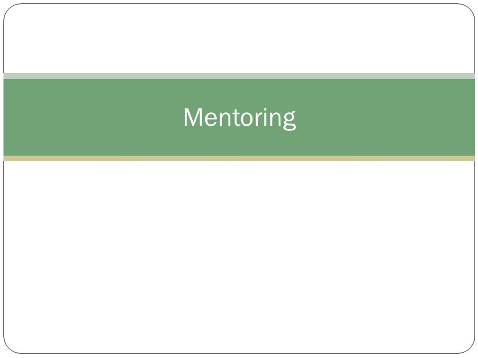 Mentoring Issues Research environment Is it collaborative or competitive.