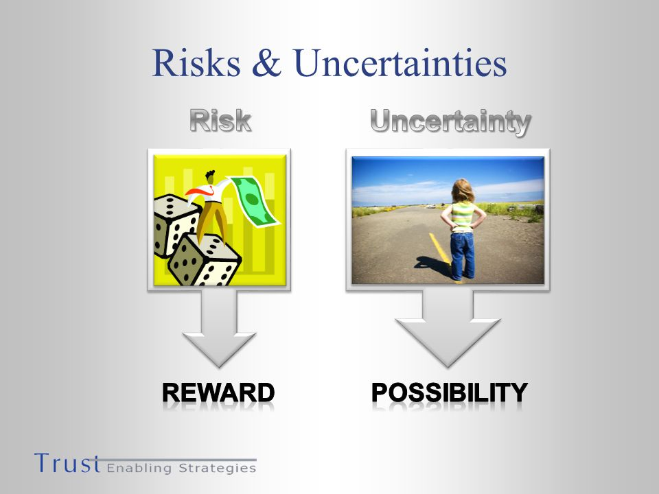 Risks & Uncertainties