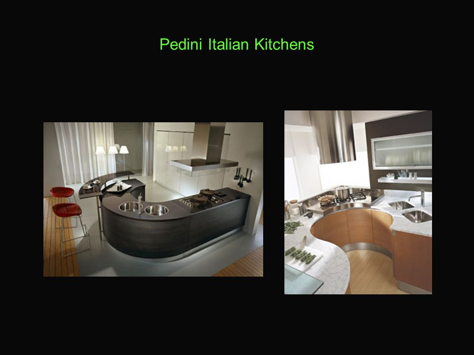 Pedini Italian Kitchens