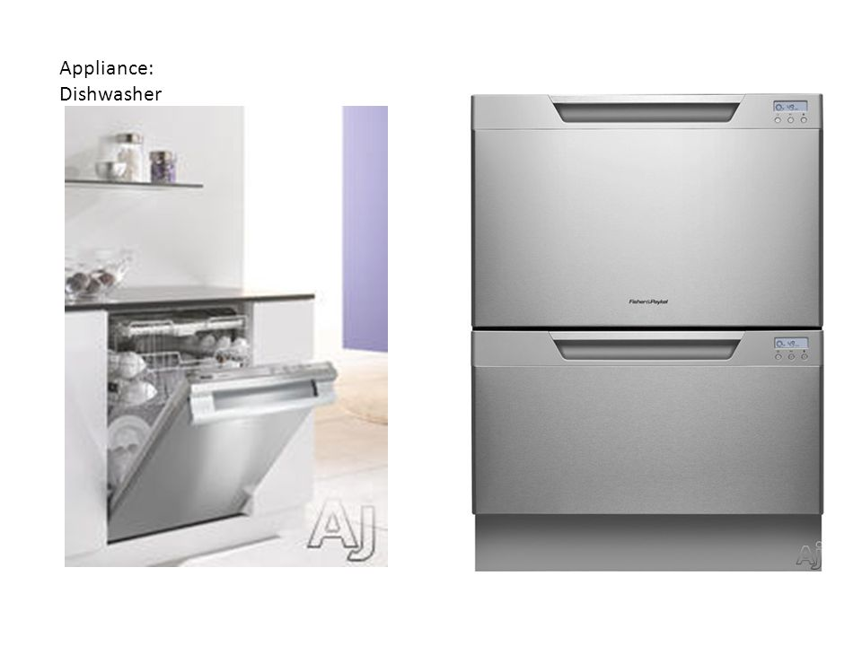 Appliance: Dishwasher