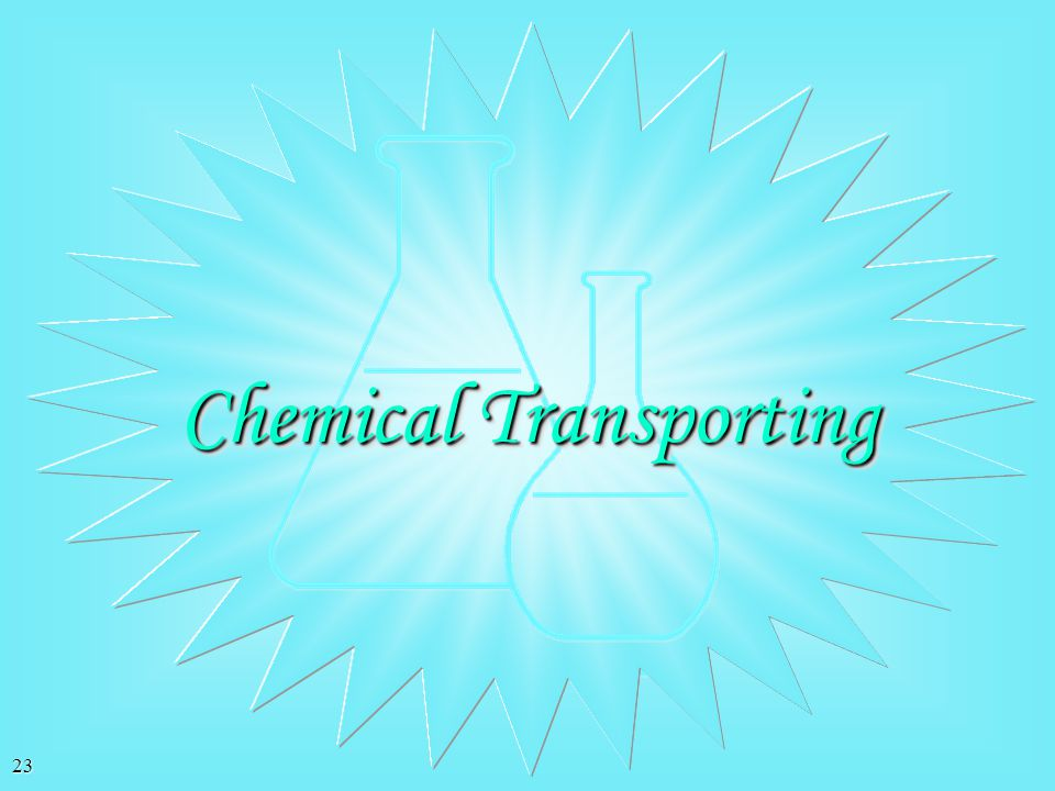 22 Store water reactive chemicals away from all sources of water or in water tight containers. Store thermally unstable chemicals in approved refriger