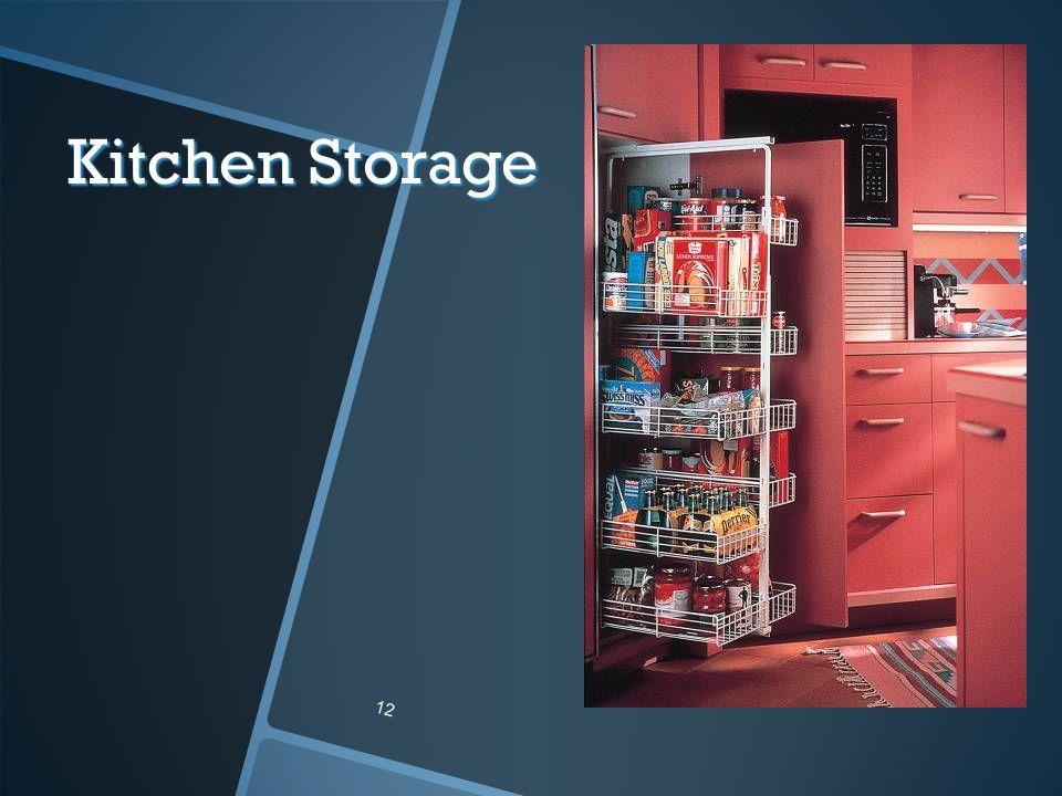 Kitchen Storage 12