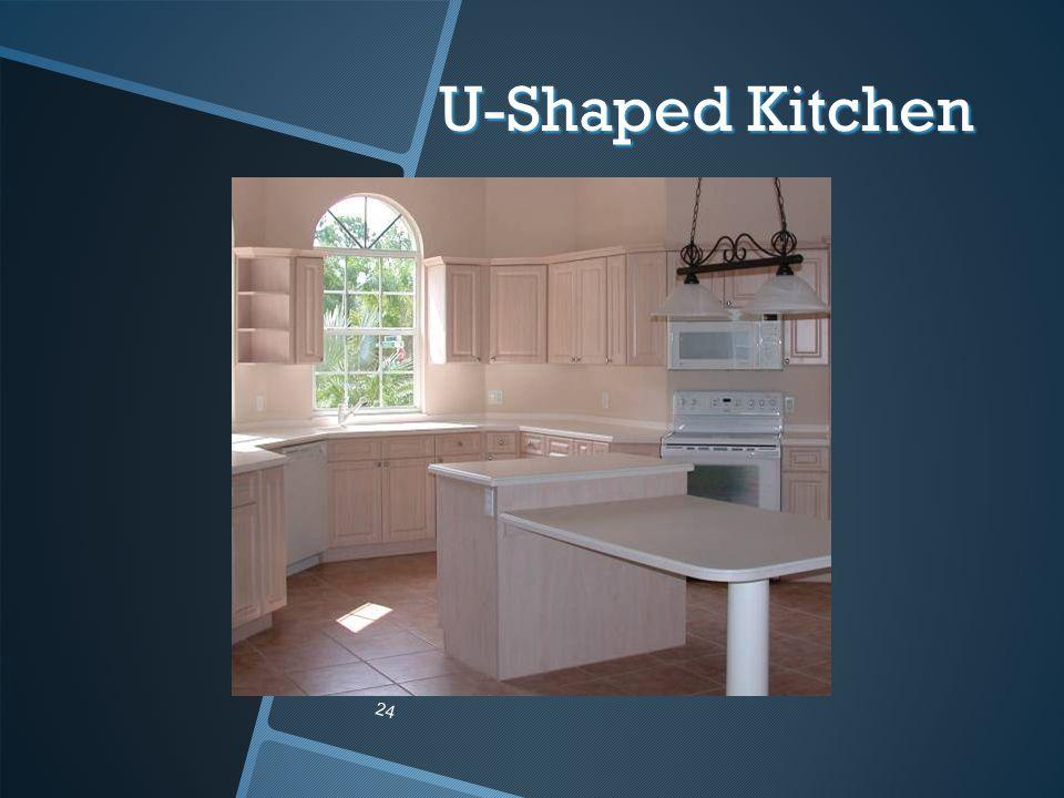 U-Shaped Kitchen 24