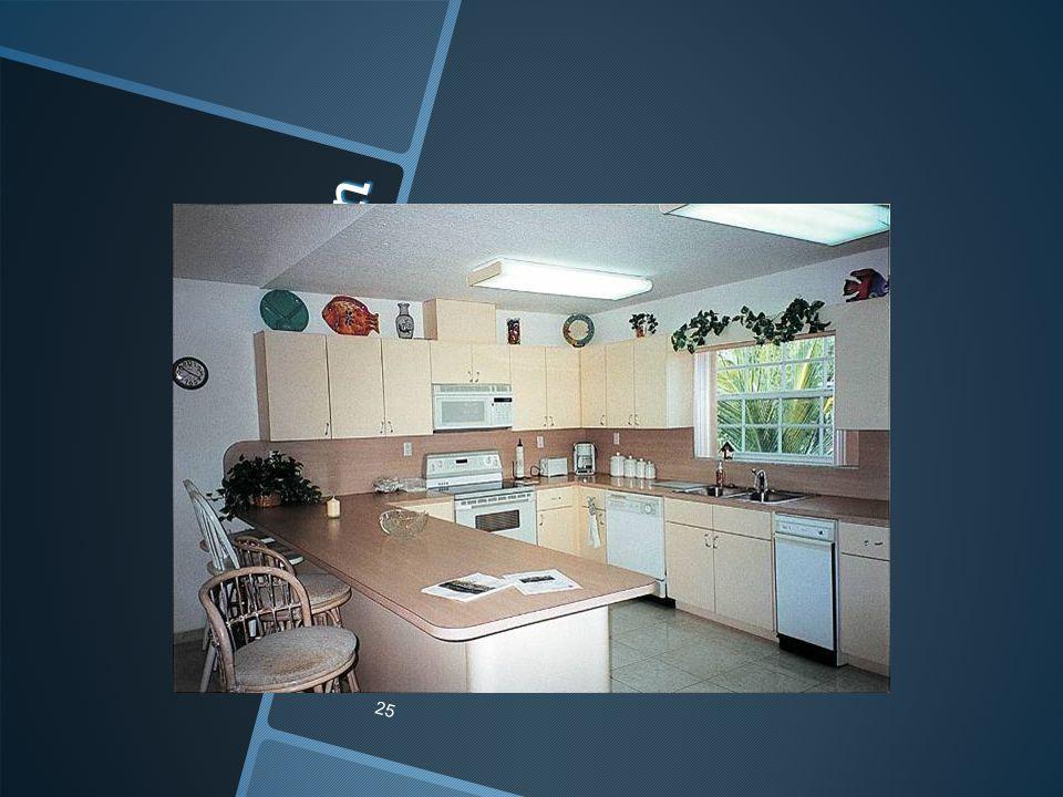 U-Shaped Kitchen 25