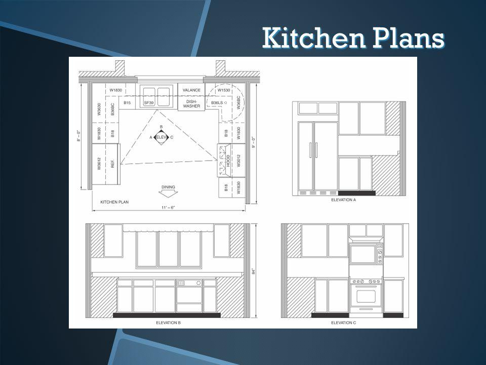 Kitchen Plans 39