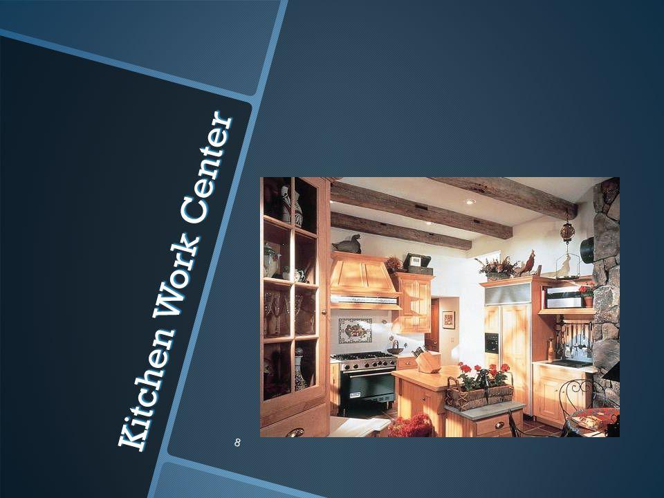 Kitchen Work Center 8