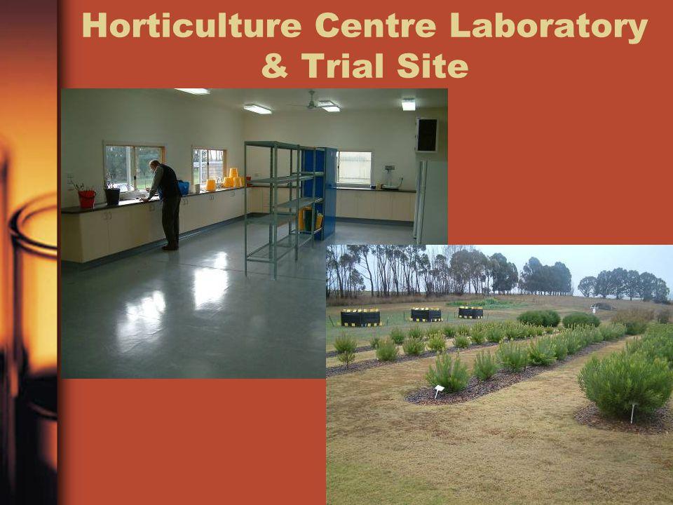Horticulture Centre Laboratory & Trial Site