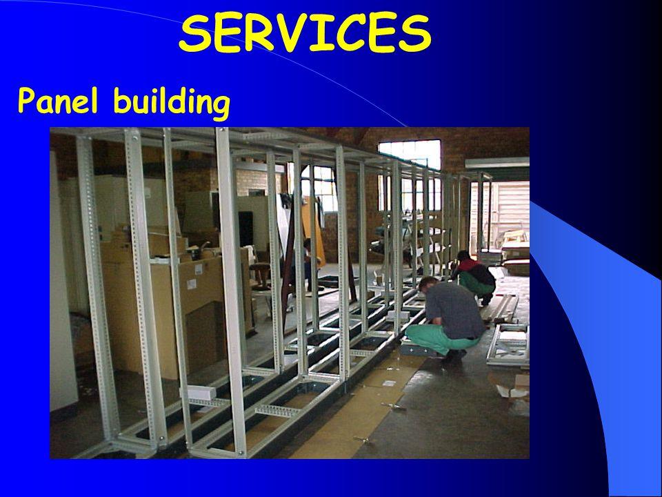 Panel building SERVICES