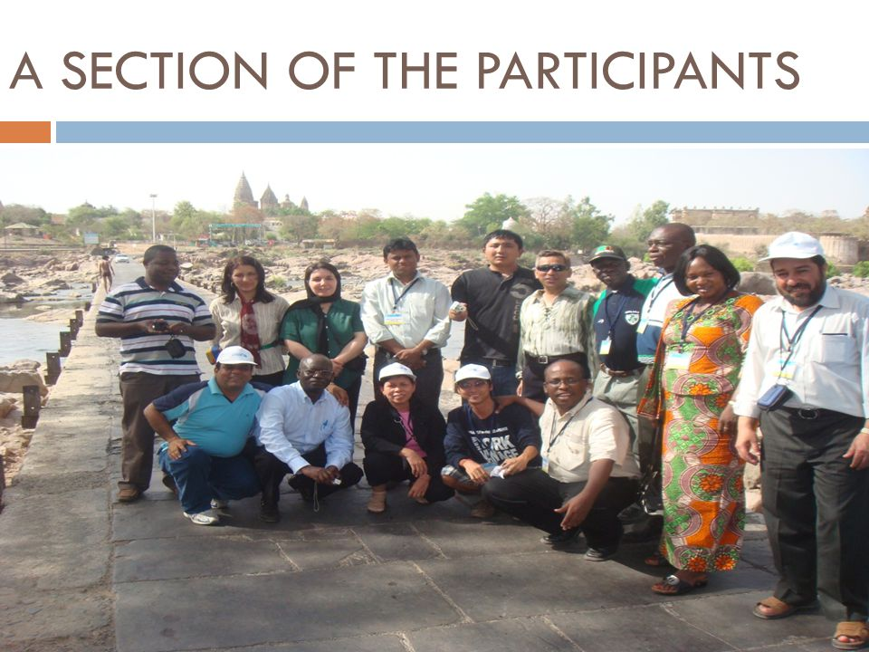 The Practical Field visits took place in Lalitpur – Uttar Pradesh and Dibrugarh – Assam, both in India.