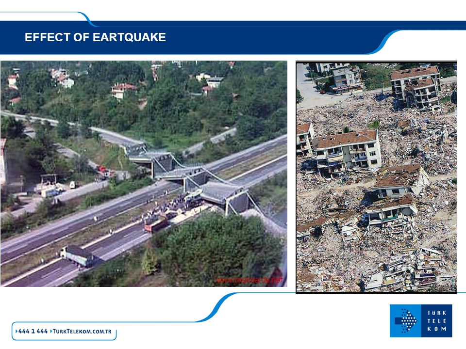 EFFECT OF EARTQUAKE