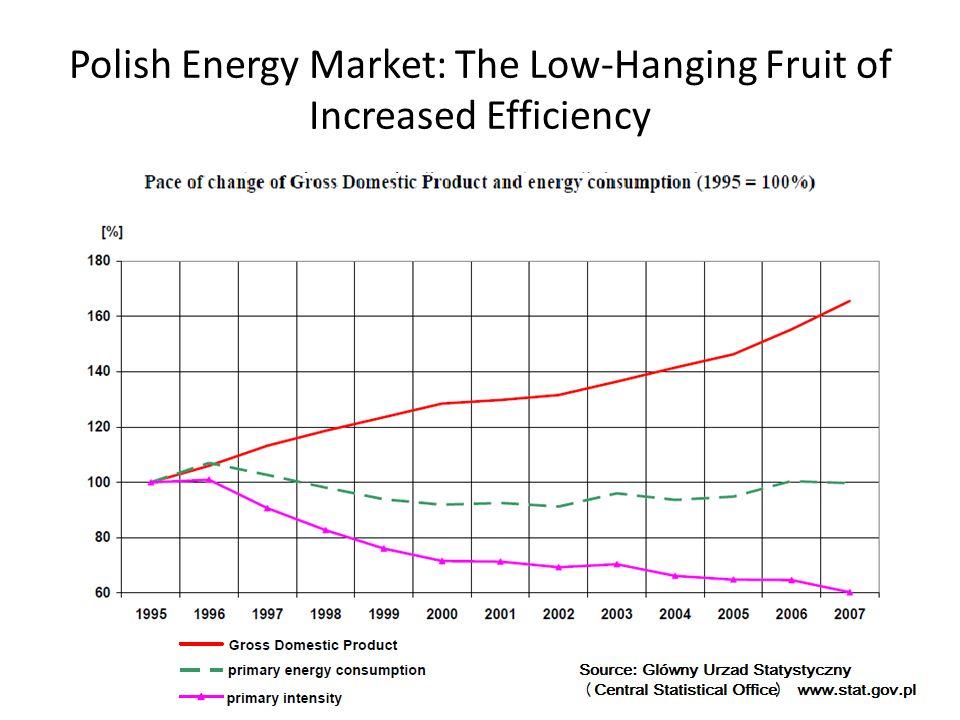 Polish Energy Market: The Role of Coal is Diminishing…