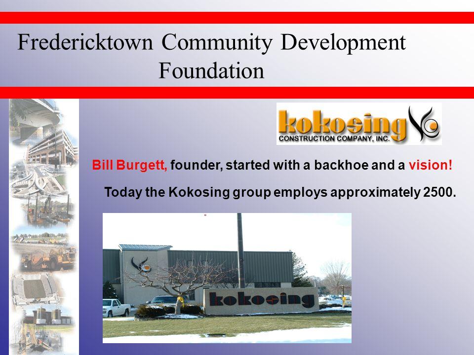 Fredericktown Community Development Foundation F.T.