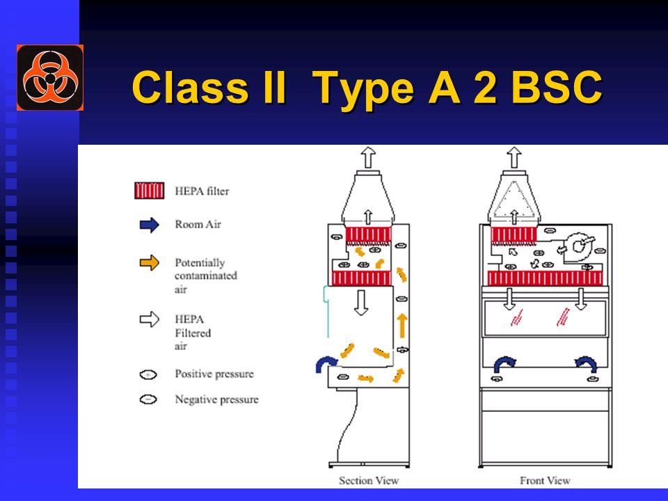 Class II Type A 2 BSC
