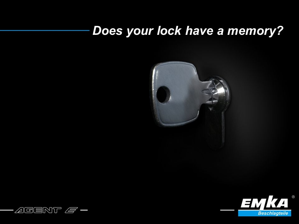 Does your lock have a memory