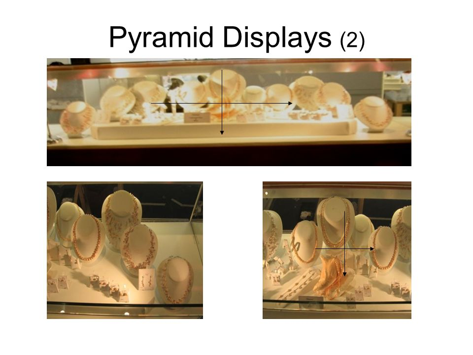 Pyramid Displays (2)