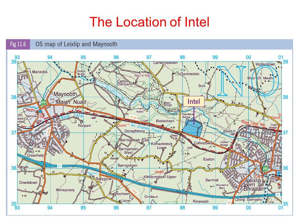 The Location of Intel