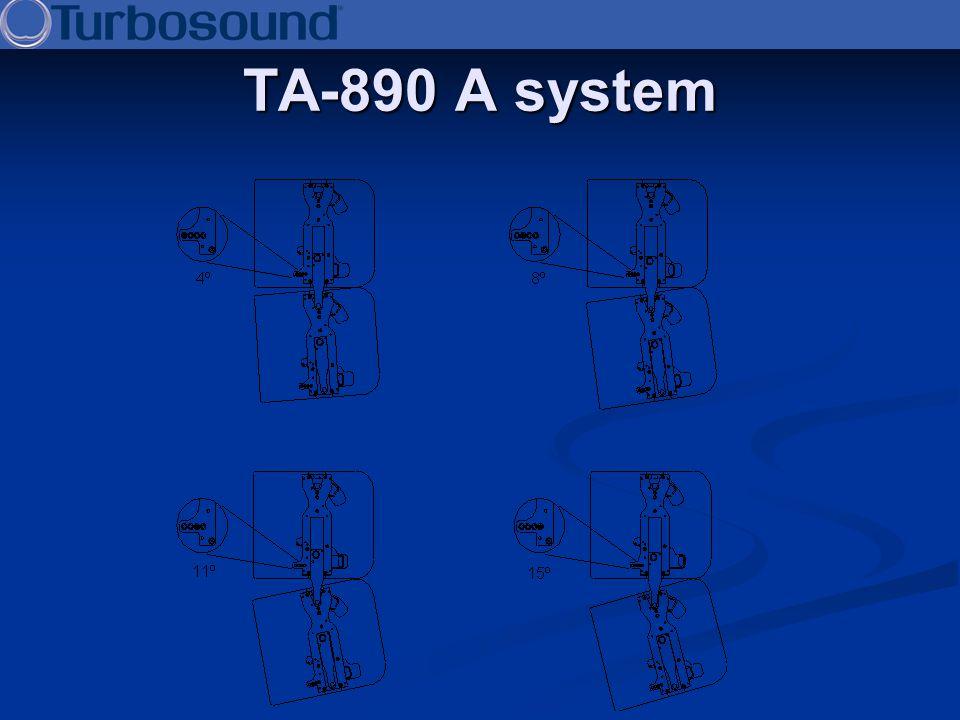 TA-890 A system