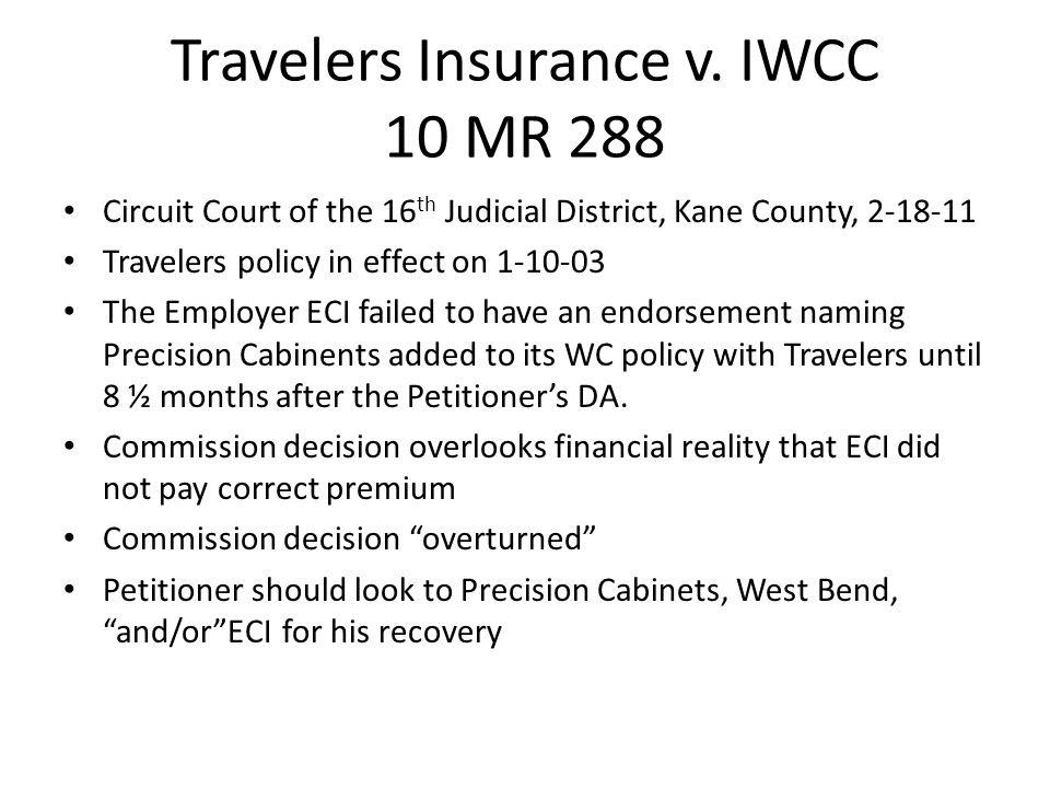 Travelers Insurance v.