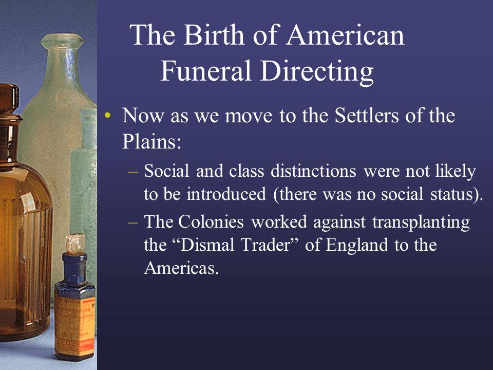 Coffin & Cabinet Making The occupational advances made by Sherman Blair show a pattern: –1840-Sherman Blair, Cabinet Maker –1841-Sherman Blair, Cabinet manufacturer –1846-Sherman & R.
