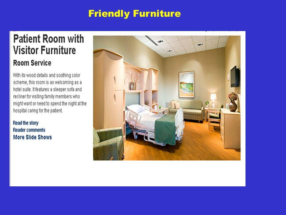 Friendly Furniture