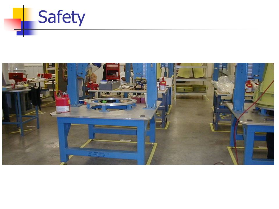 Standardize ASSIGN TASKS AND MANAGE VISUALLY Who will do what to keep the area clean, safe and orderly.