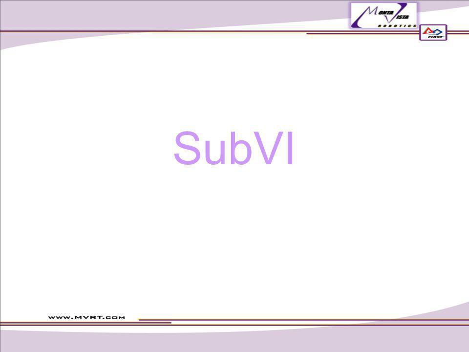 SubVI