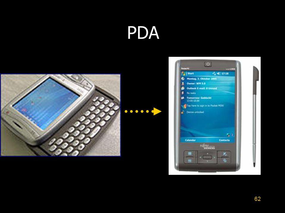 62 PDA