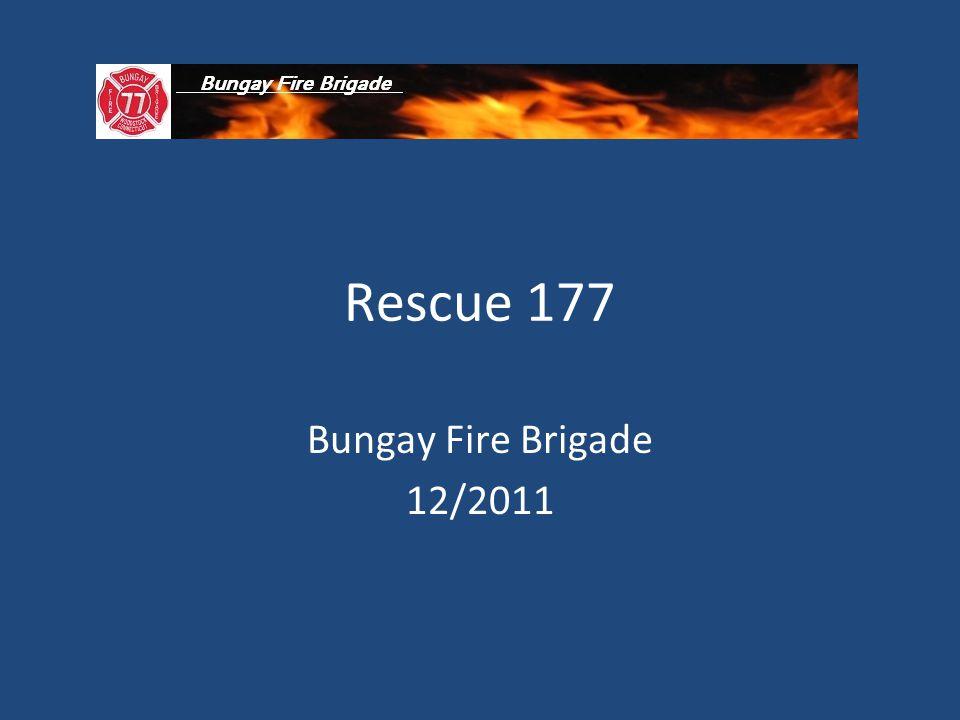 Rescue 177 Bungay Fire Brigade 12/2011