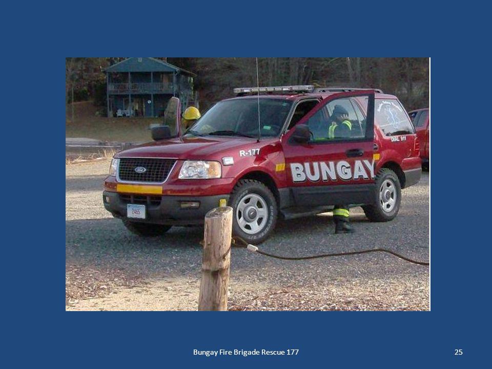 Rescue 177 Bungay Fire Brigade Rescue 17725
