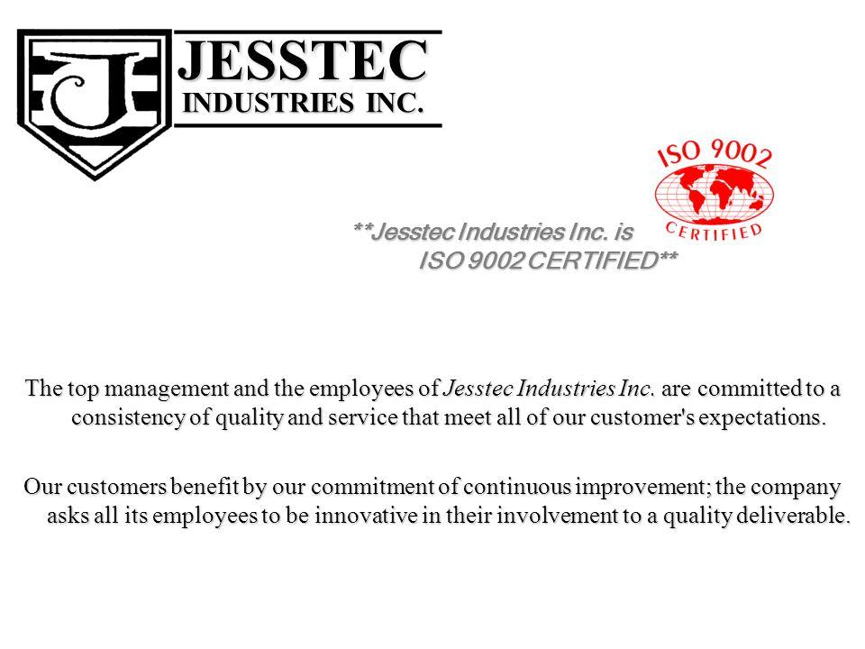 **Jesstec Industries Inc.