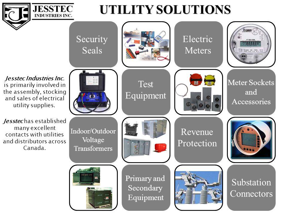 Jesstec Industries Inc.
