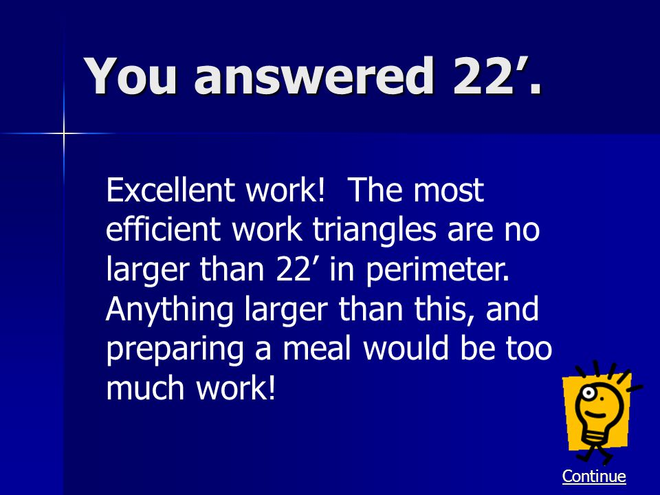 You answered 22. Excellent work.