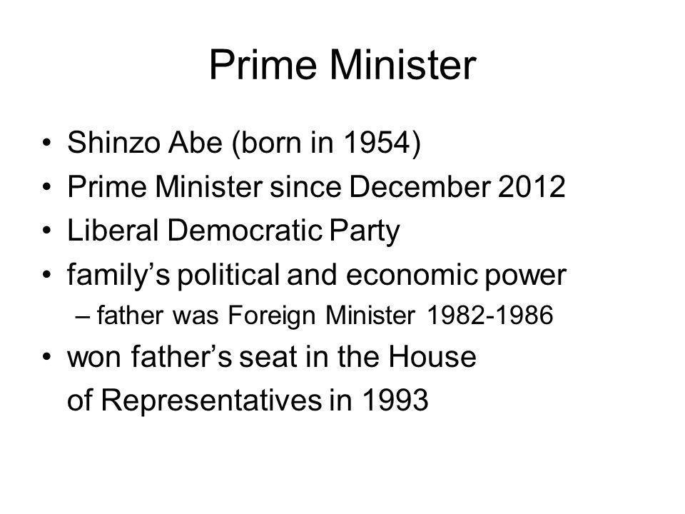 The Iron Triangle bureaucrats LDP politicians big business executives