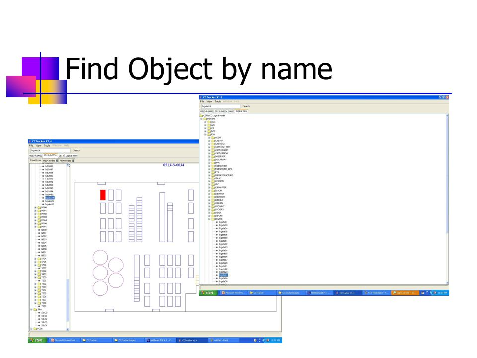 Find Object by name