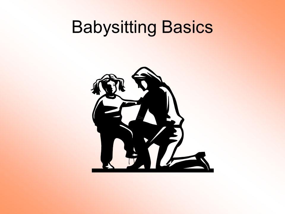 Babysitting Basics
