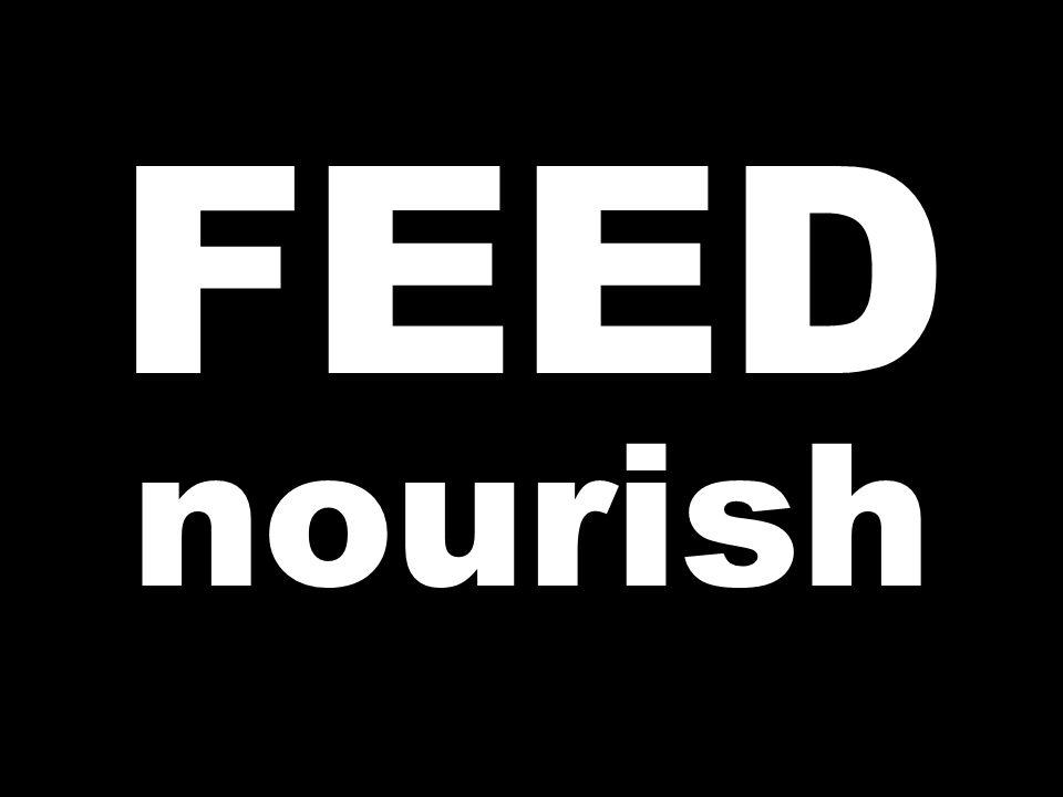 FEED nourish