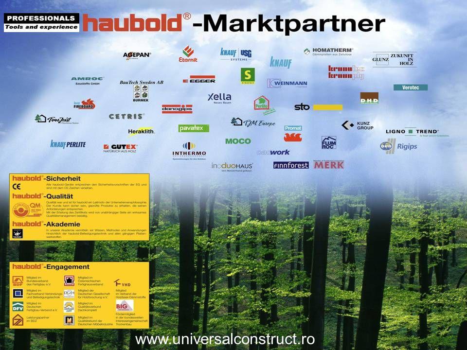 Michael Polworth ITW Befestigungssysteme GmbH 2 Marktpartner www.universalconstruct.ro
