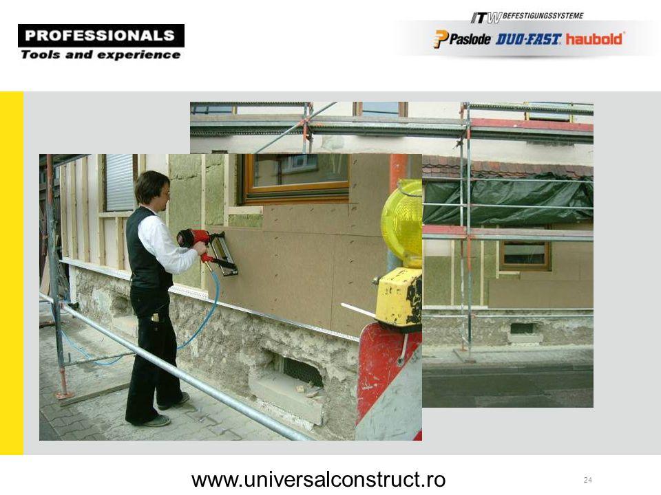 24 www.universalconstruct.ro
