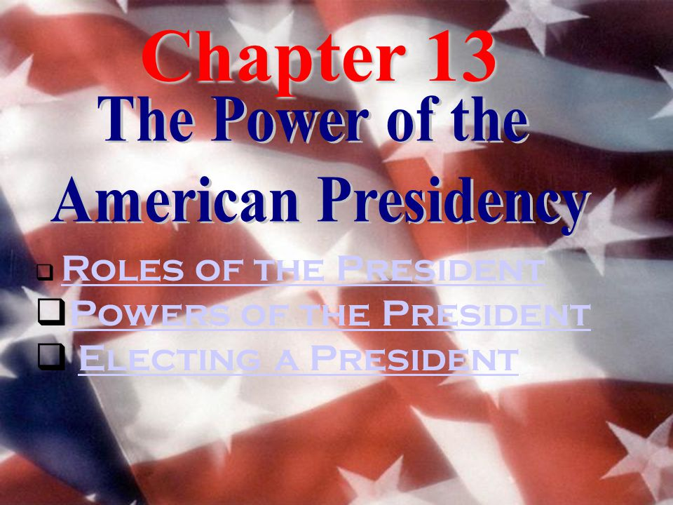 Those powers not explicitly written in the Constitution Similar to necessary and proper powers of Congress In the modern era (since 1933), the Presidents informal powers may be significantly more powerful than his formal powers Informal Powers