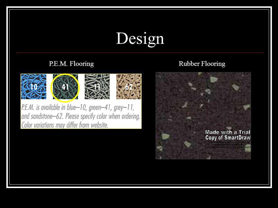 P.E.M. FlooringRubber Flooring