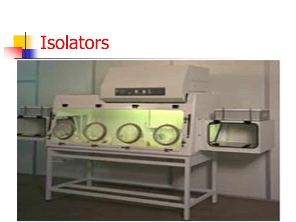 Isolators